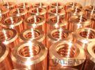 matice kruhové s trapézovým závitom z bronzu CuSn8