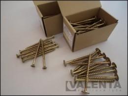 Stavebné vruty - Ø 4mm, 4,5mm a 5mm